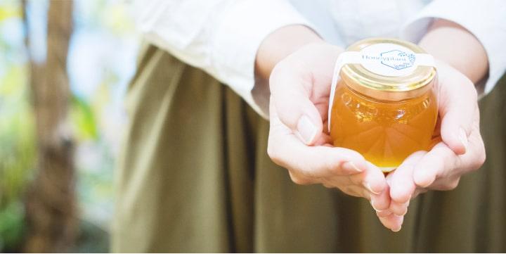 国産蜂蜜のセレクトショップハニープラントとは