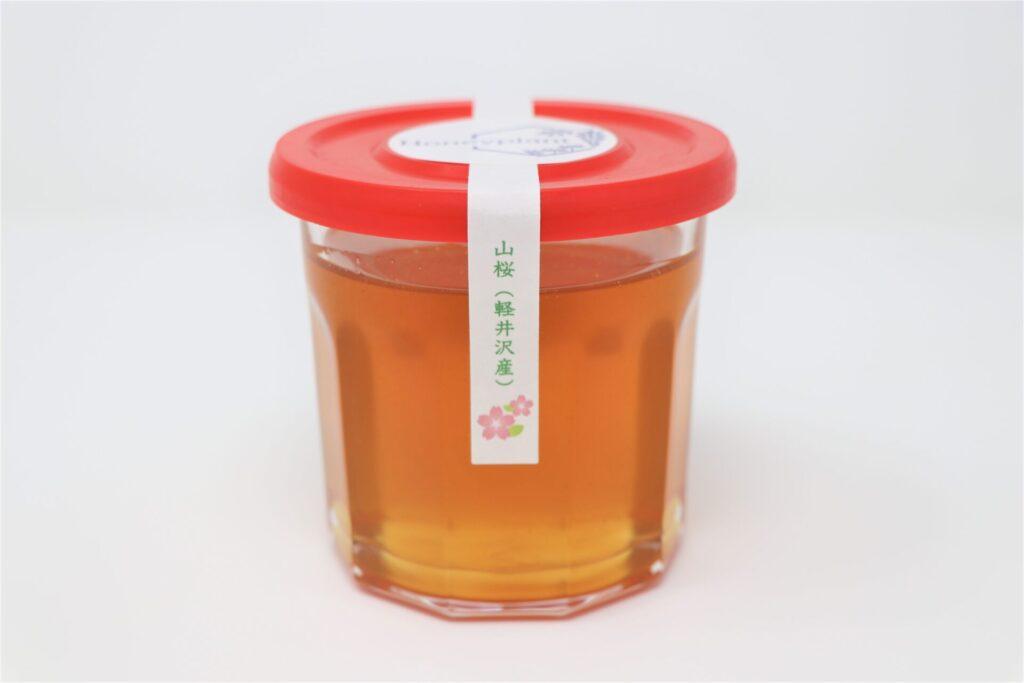 軽井沢産山桜はちみつ Lサイズ(300g)