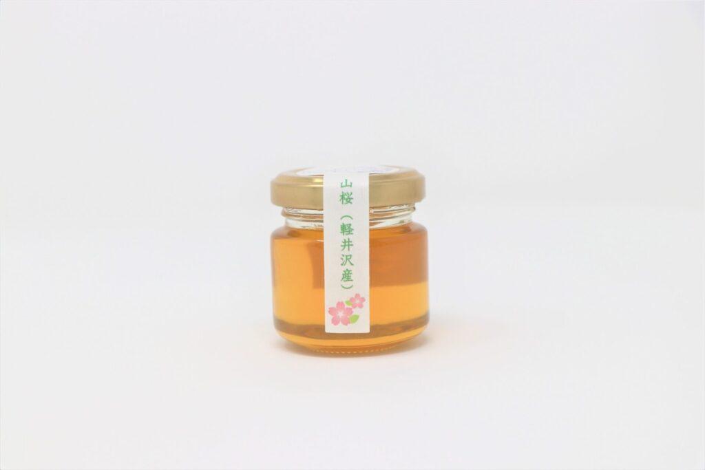 軽井沢産山桜はちみつ Sサイズ(50g)