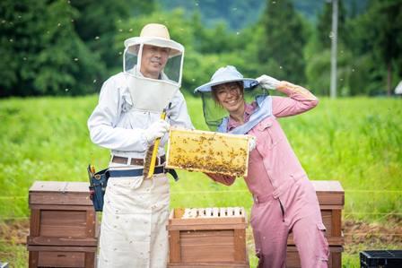 巣鴨養蜂園様(岩手県西和賀町)