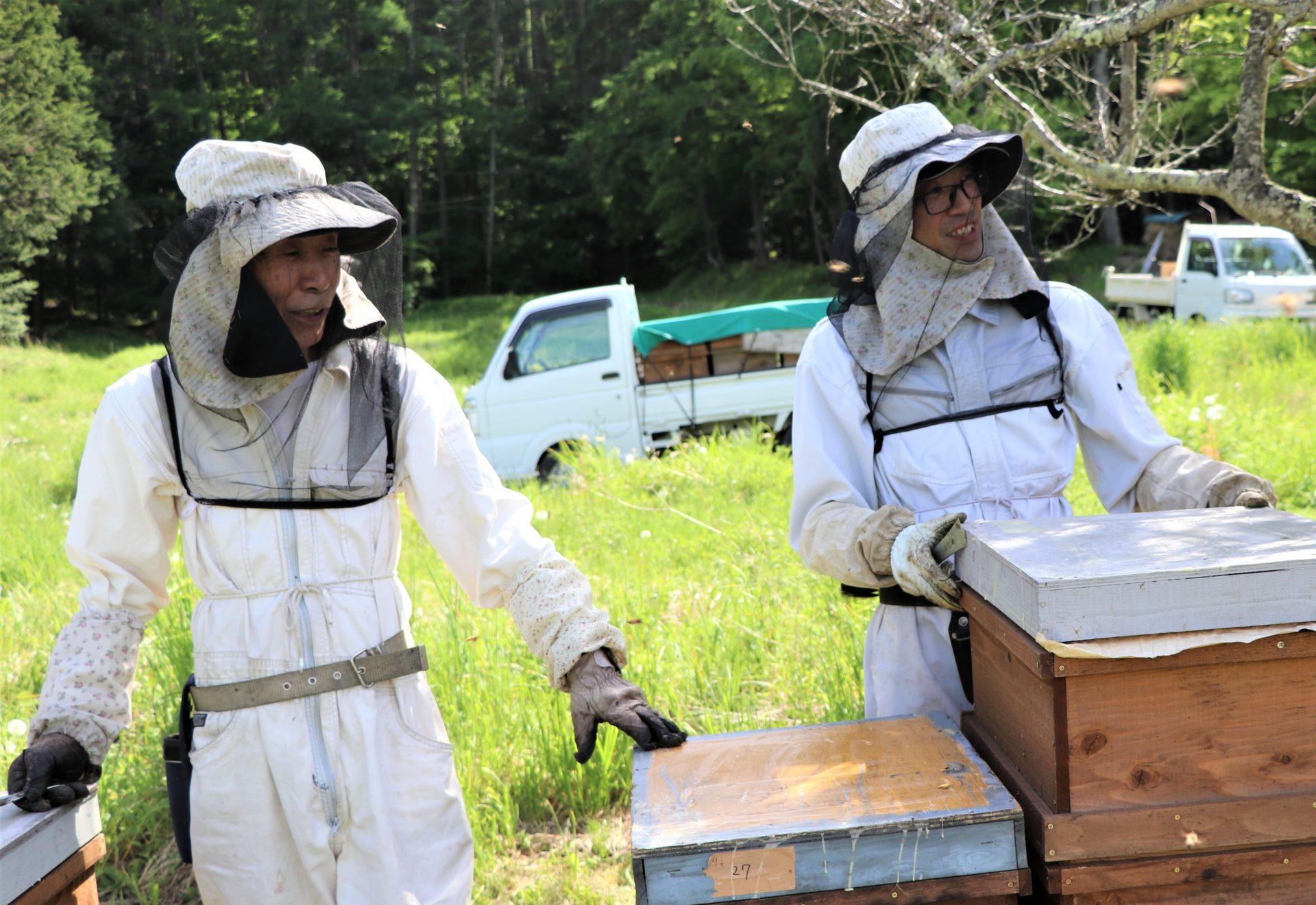 浅間ガーデン養蜂場様(長野県佐久市)