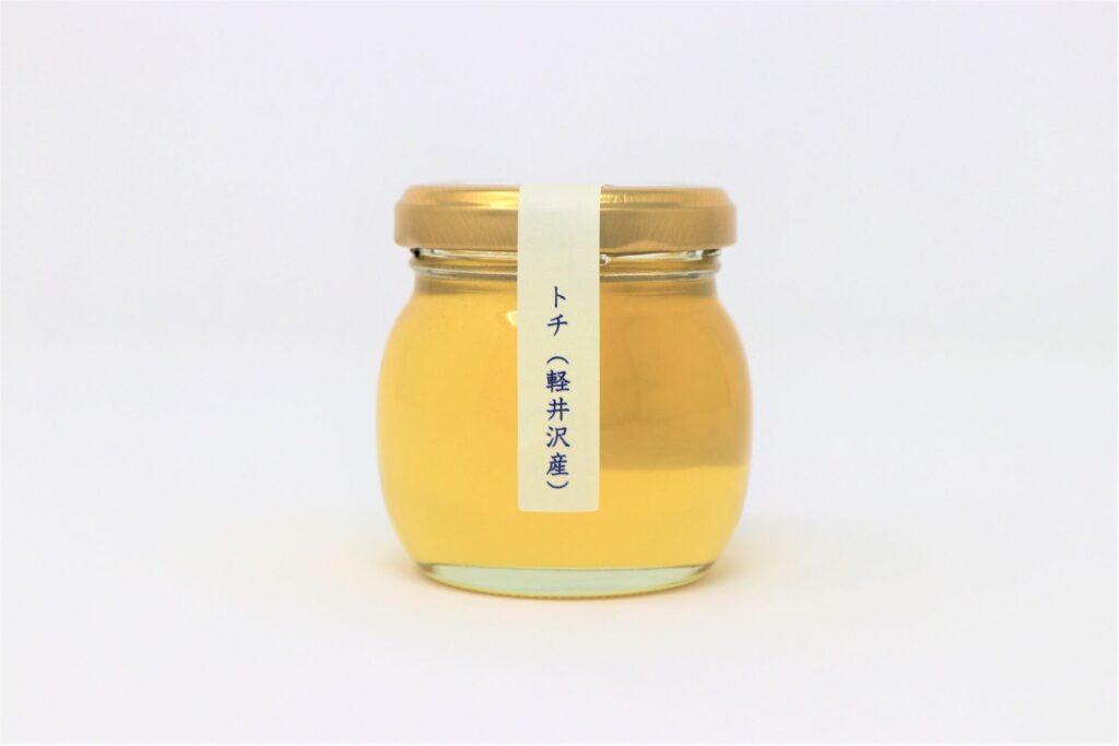 「軽井沢産トチはちみつ」2021年新蜜販売開始いたしました