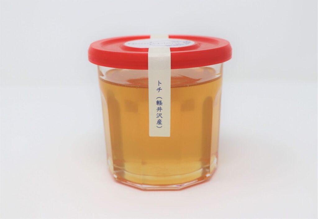 軽井沢産トチはちみつ Lサイズ(300g)