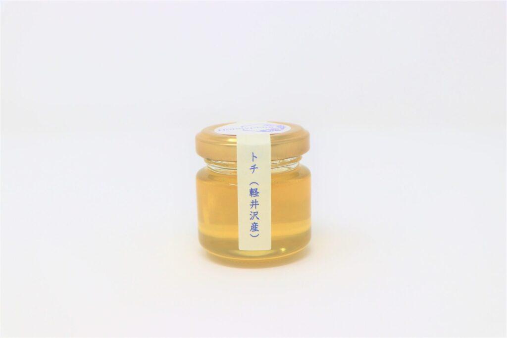 軽井沢産トチはちみつ Sサイズ(50g)
