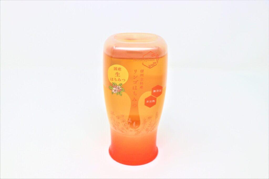 信州立科産リンゴはちみつ ボトルタイプ(300g)