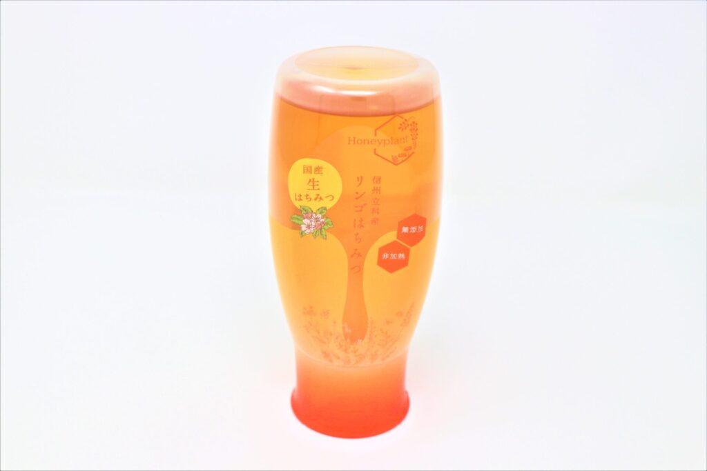信州立科産リンゴはちみつ ボトルタイプ(500g)