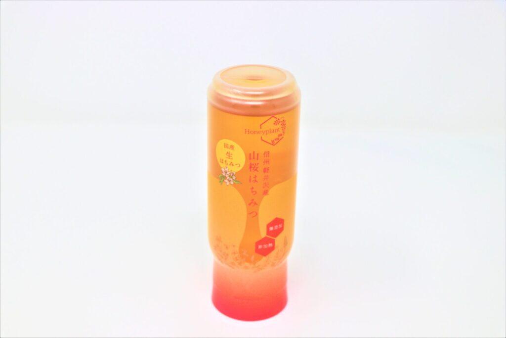 軽井沢産山桜はちみつ ボトルタイプ(200g)