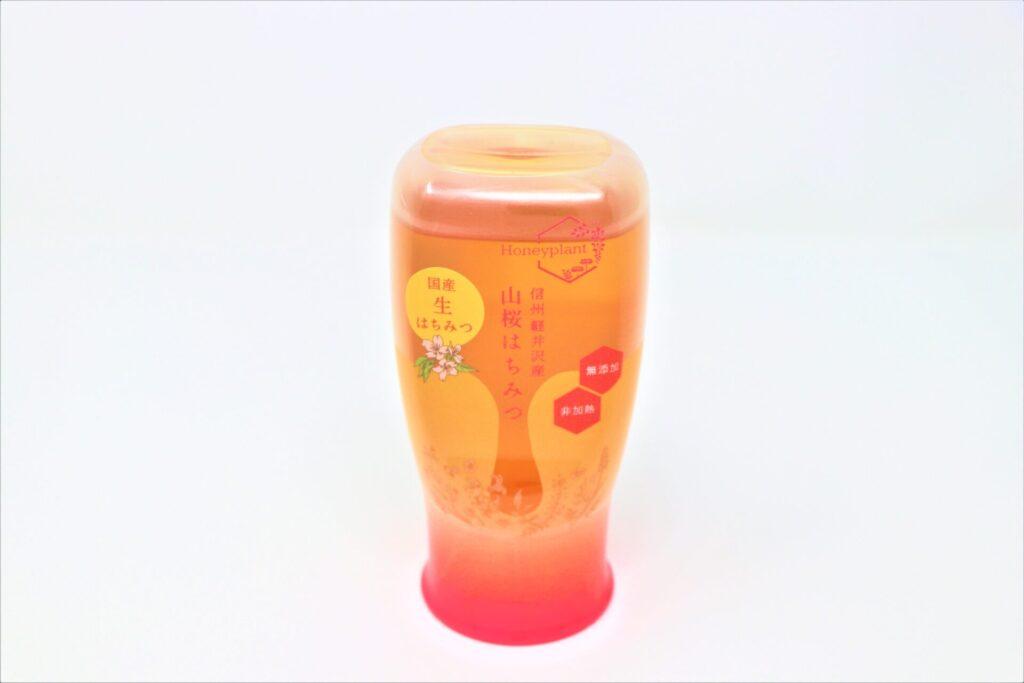 軽井沢産山桜はちみつ ボトルタイプ(300g)