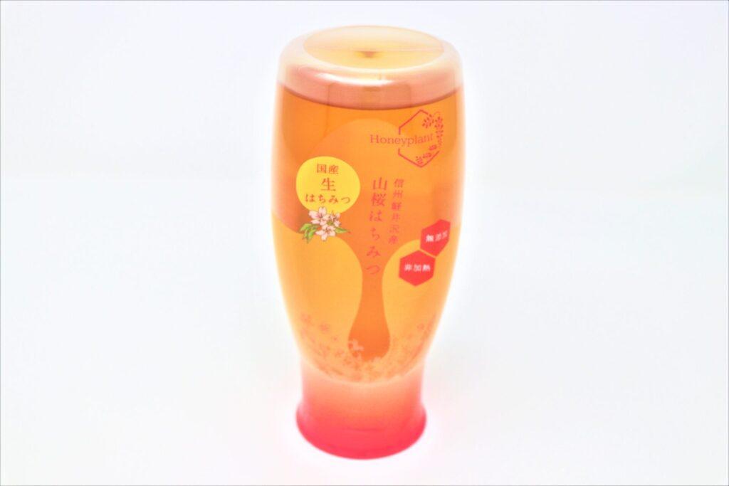 軽井沢産山桜はちみつ ボトルタイプ(500g)