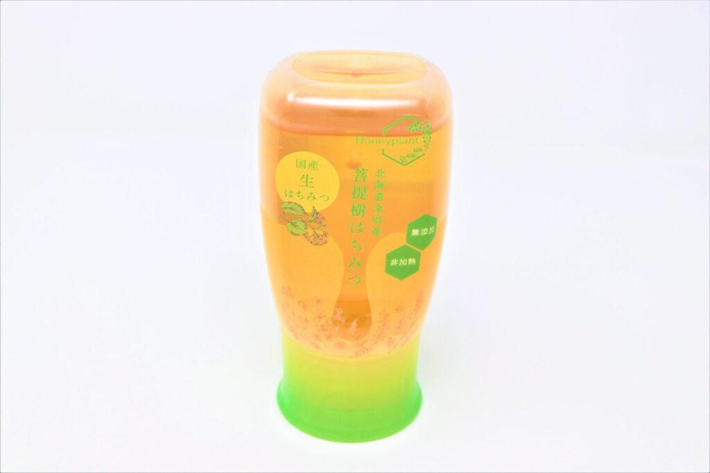 北海道津別町産菩提樹はちみつ ボトルタイプ(300g)